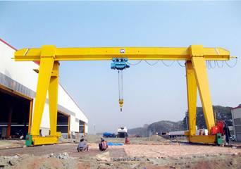 Кран мостовой электрический однобалочный